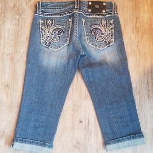 Miss Me Jeans - MISS ME CAPRI